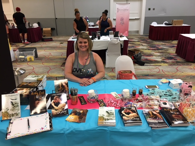 my first author convention